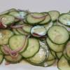 Miso-Sesame Cucumber Salad