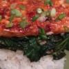 Sweet 'n Spicy Sriracha-Glazed Salmon