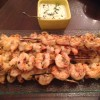 Orange and Thyme Grilled Shrimp