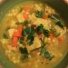 Couscous Chicken Soup