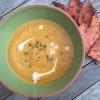Spicy Pumpkin Leek Soup