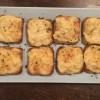 Parmesan Onion Toasts